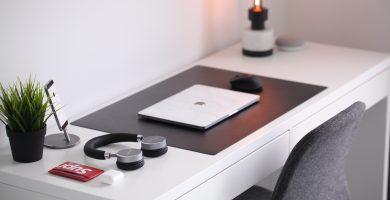 escritorio blanco barato