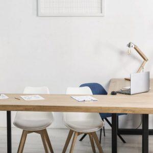 escritorio en L barato