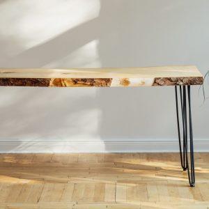 escritorio madera maciza