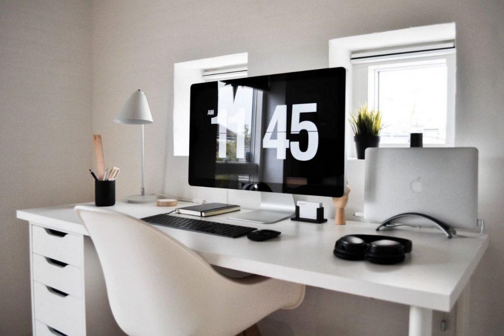 mesa de despacho Ikea malm