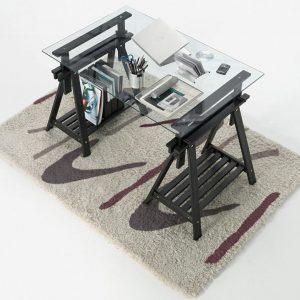 mesa escritorio caballetes