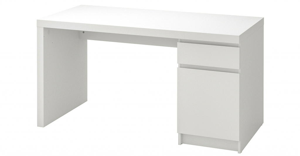 malm escritorio ikea