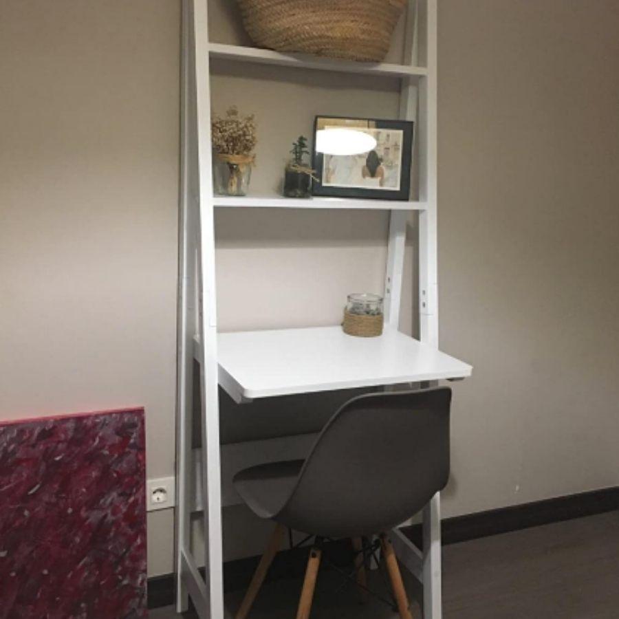 comprar escritorio blanco sencillo