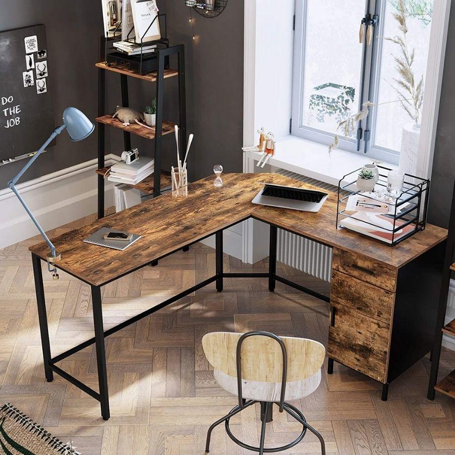 comprar escritorio esquinero industrial barato