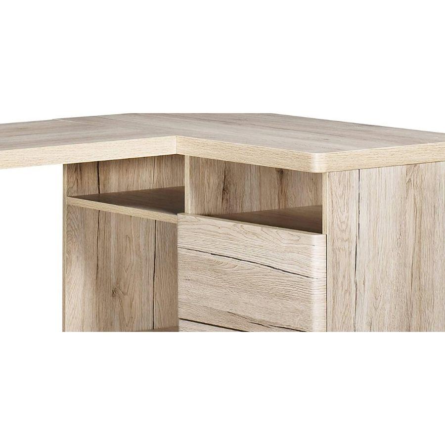 comprar escritorio esquinero madera