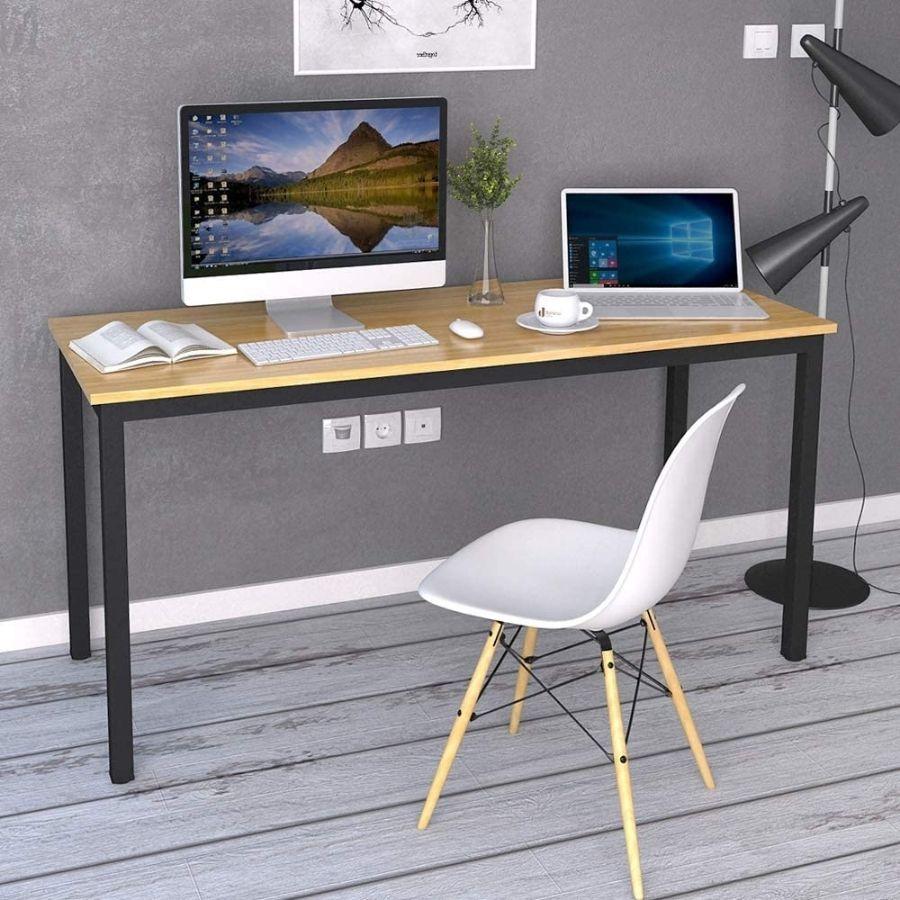 comprar mesa de estudio grande barata