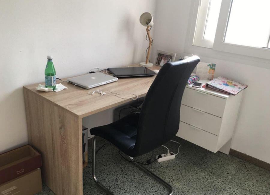 comprar mesa escritorio esquinera grande madera