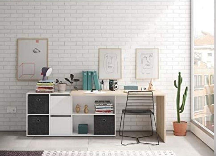 escritorio esquinero hogar y oficina