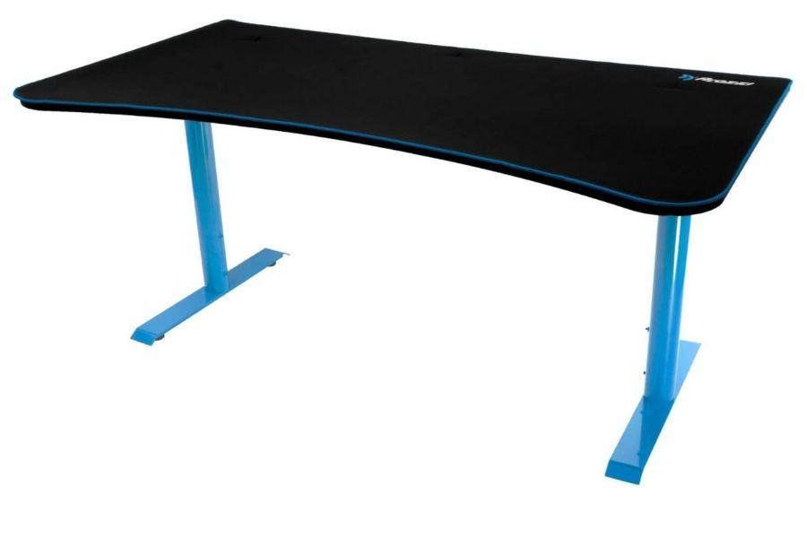 escritorio gamer arozzi arena azul