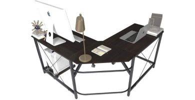 ofertas mesas de escritorio esquineras pequeñas