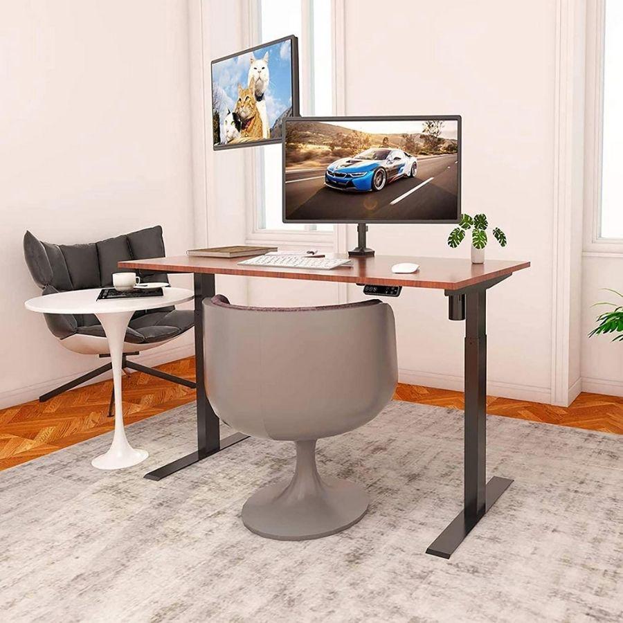 escritorio altura regulable sanodesk ez1