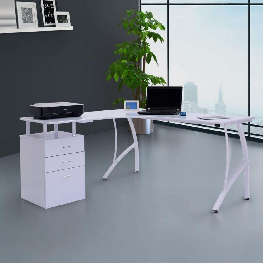 comprar escritorio de madera grande