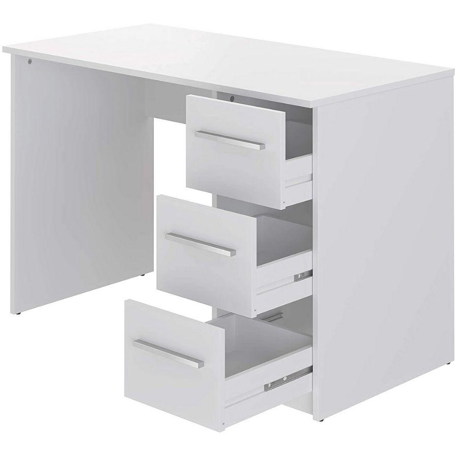 escritorio grande con cajones