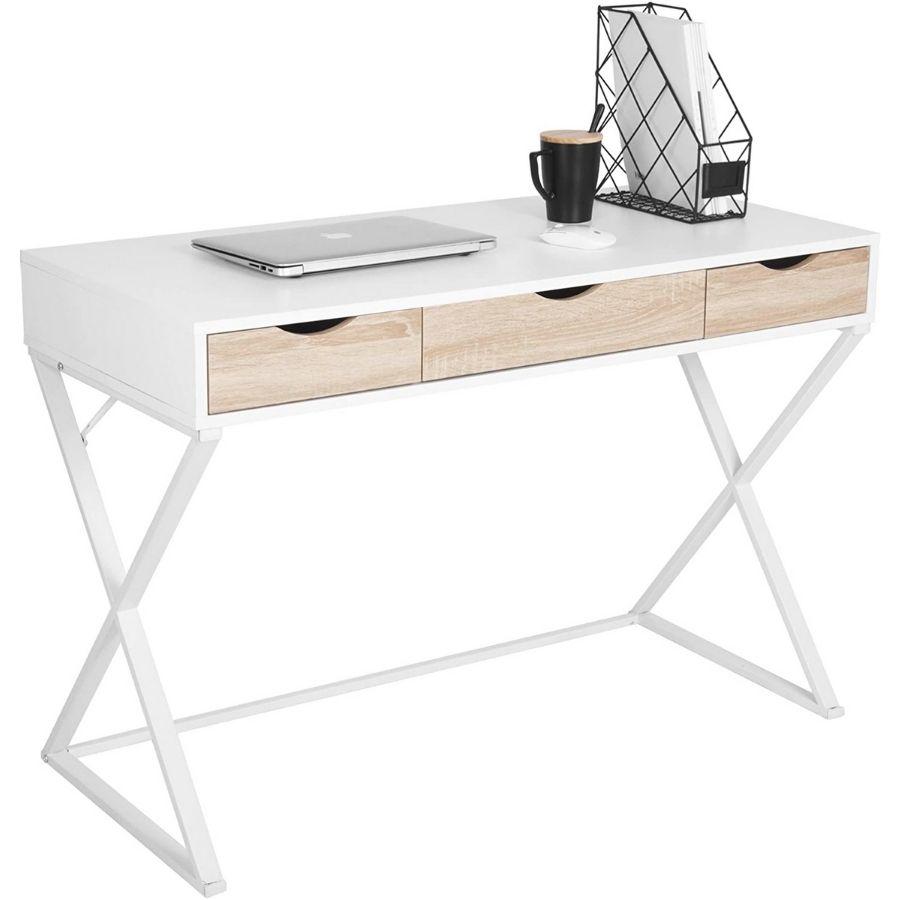 escritorios con cajones modernos