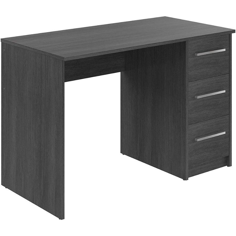 comprar online mesa escritorio gris amazon movian