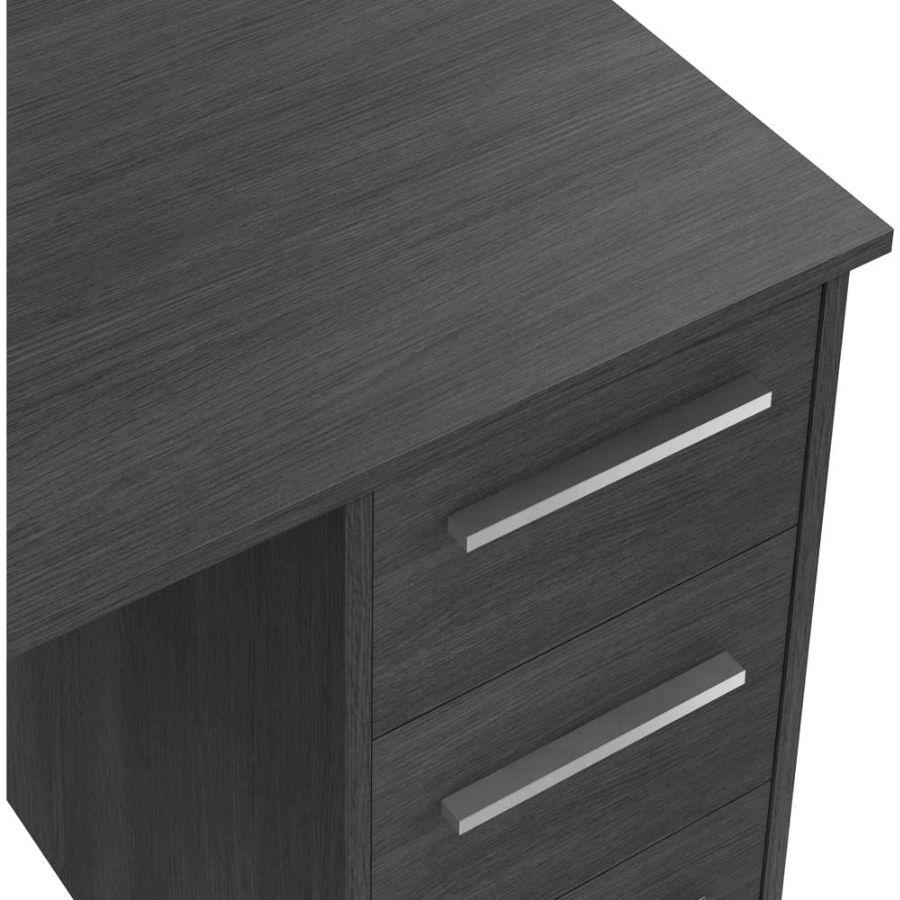 comprar online mesa ordenador gris amazon movian