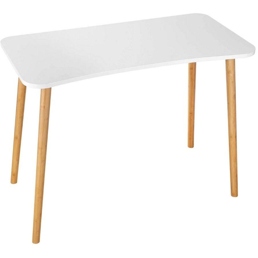 escritorios minimalistas blancos