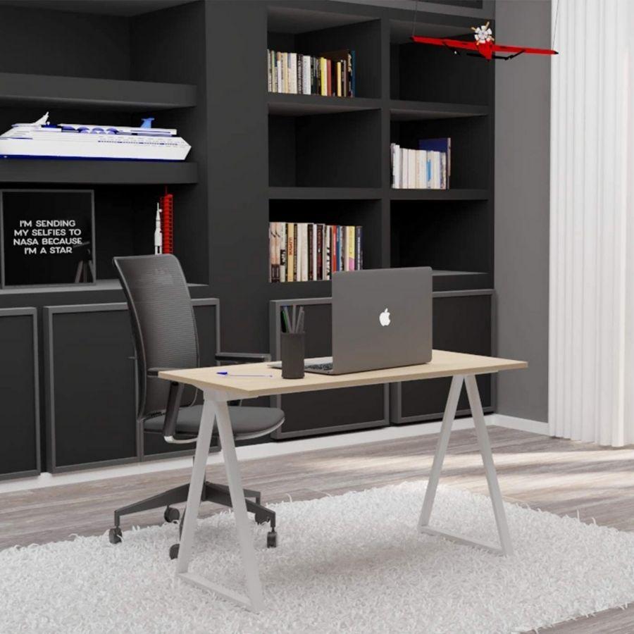 escritorios minimalistas para oficina