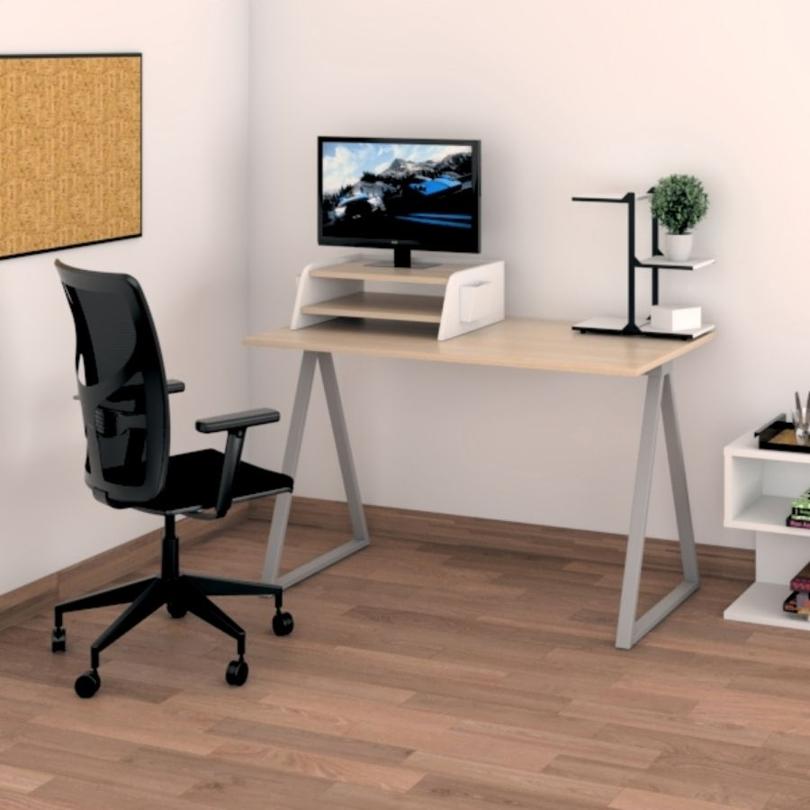 mesa despacho minimalista oficina