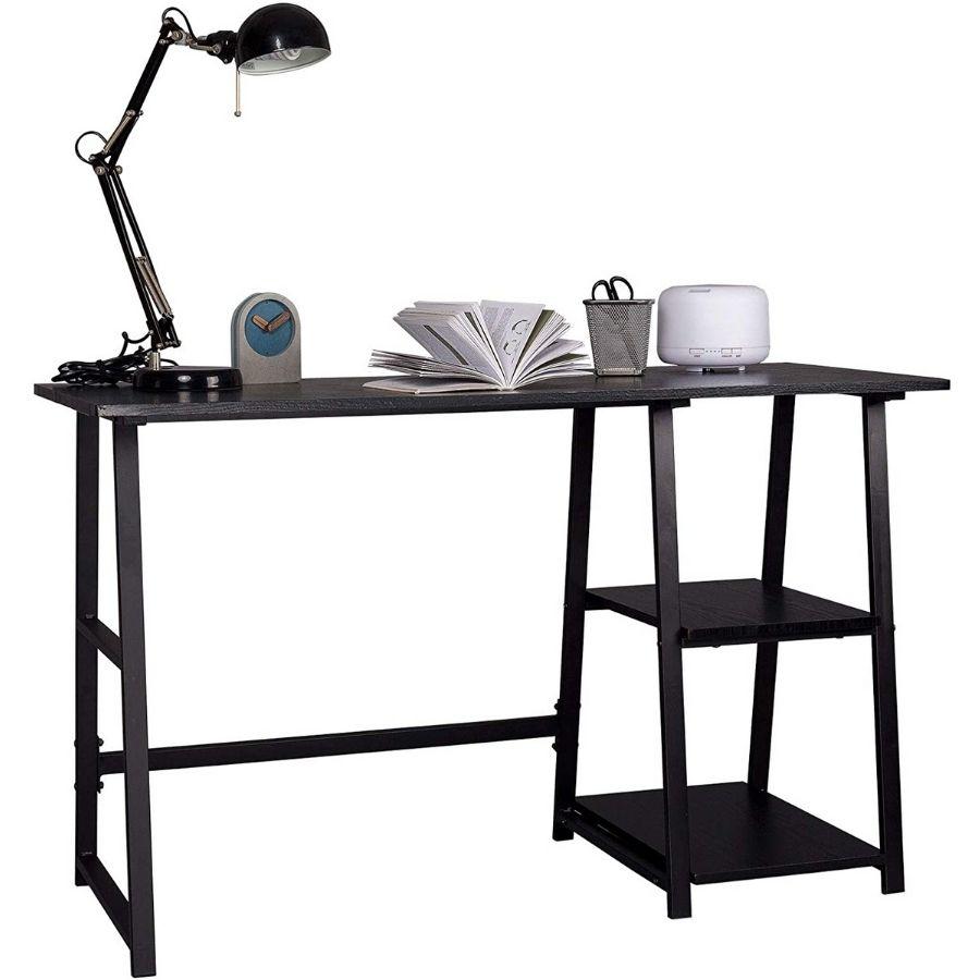 mesa escritorio estantes