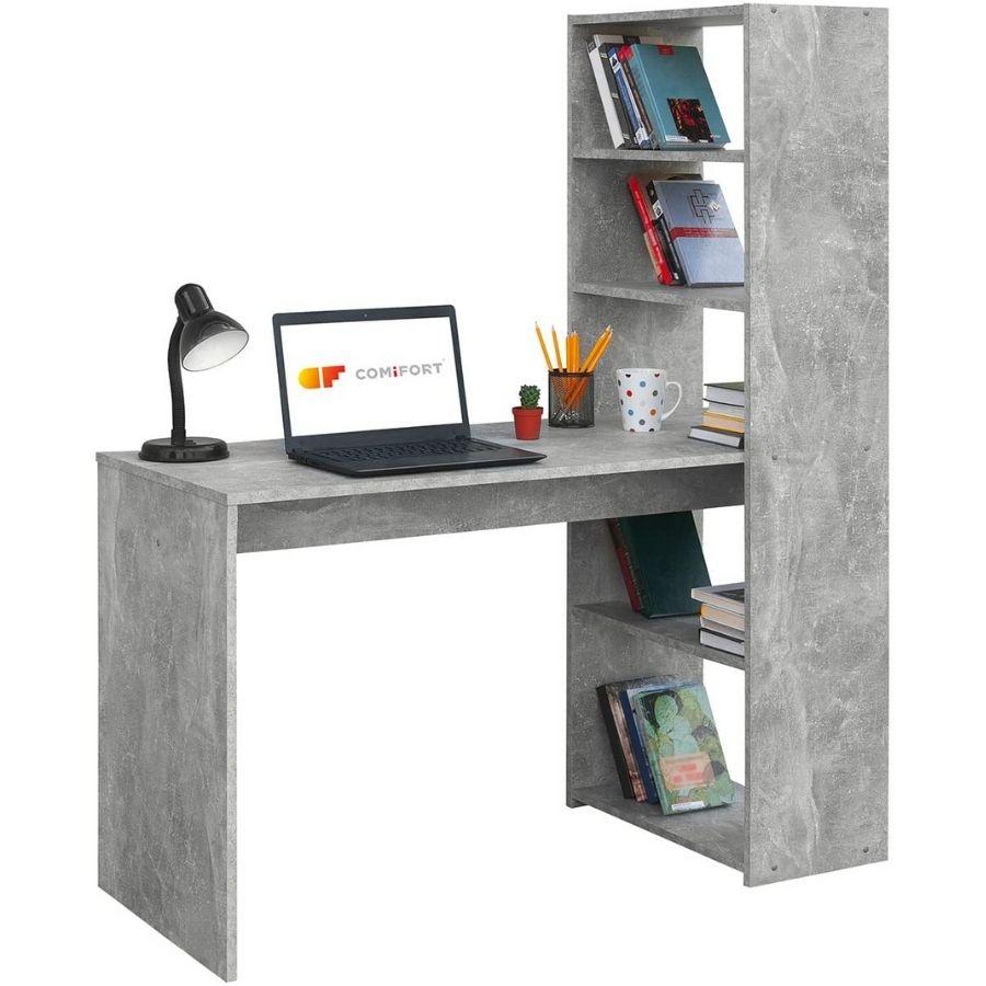 comprar mesa escritorio gris juvenil