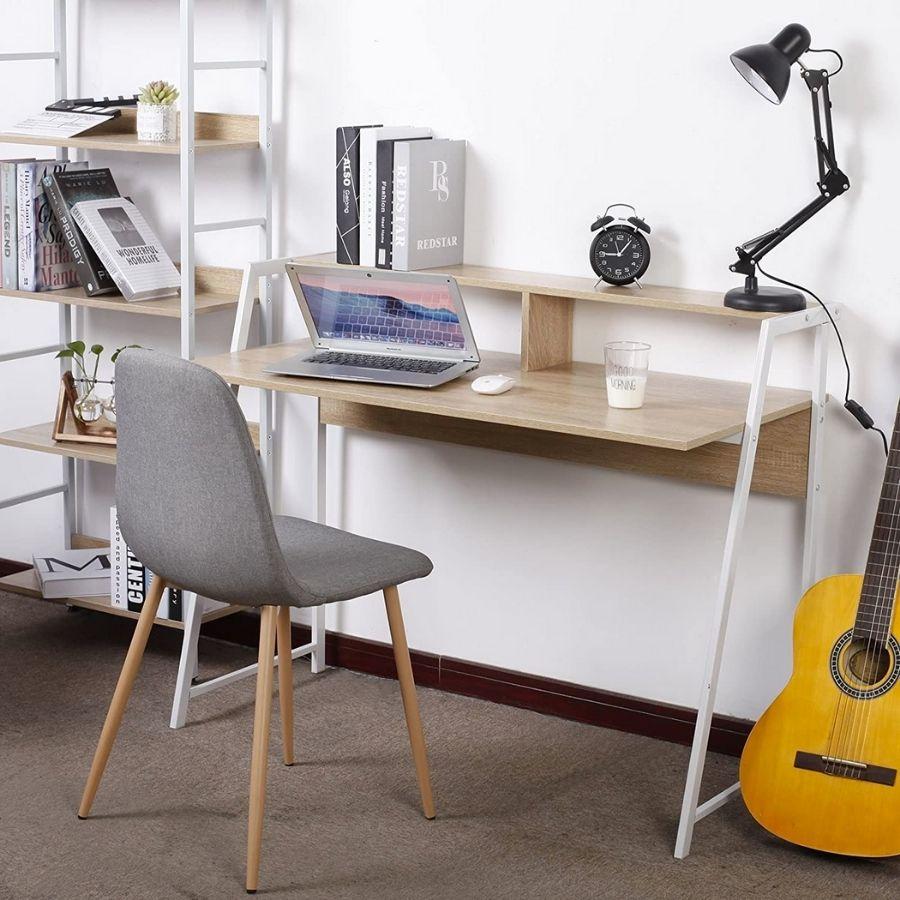 mesa escritorio minimalista para casa