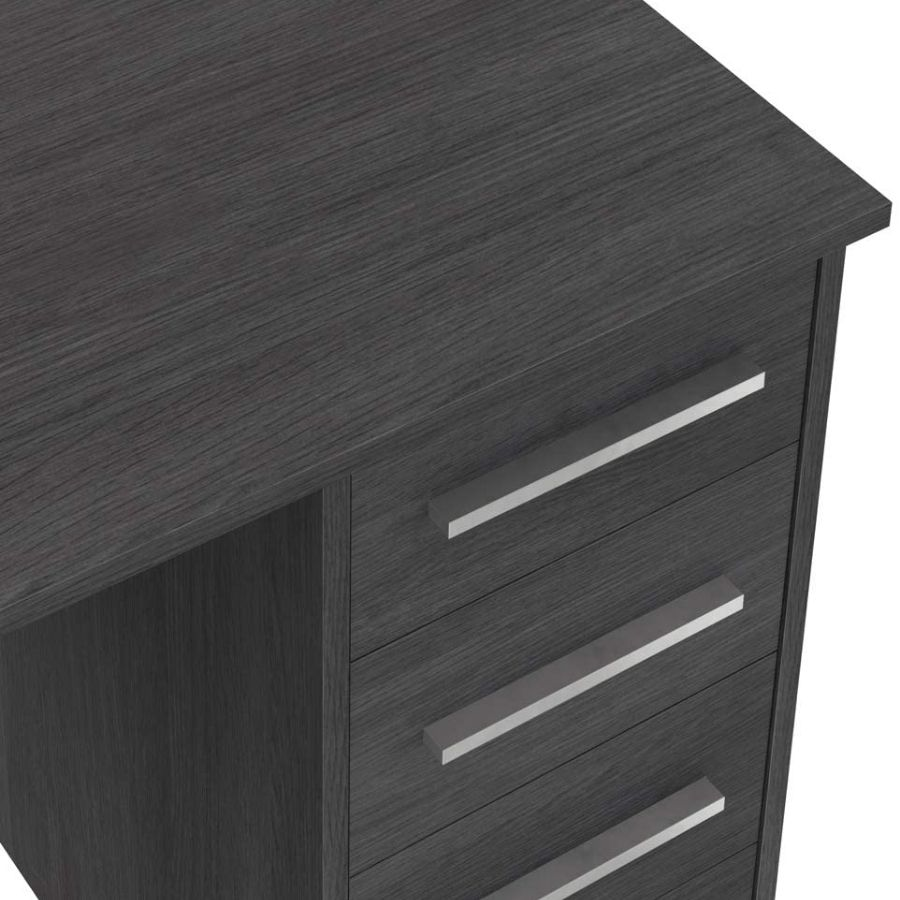 mesa escritorio negra amazon movian idro