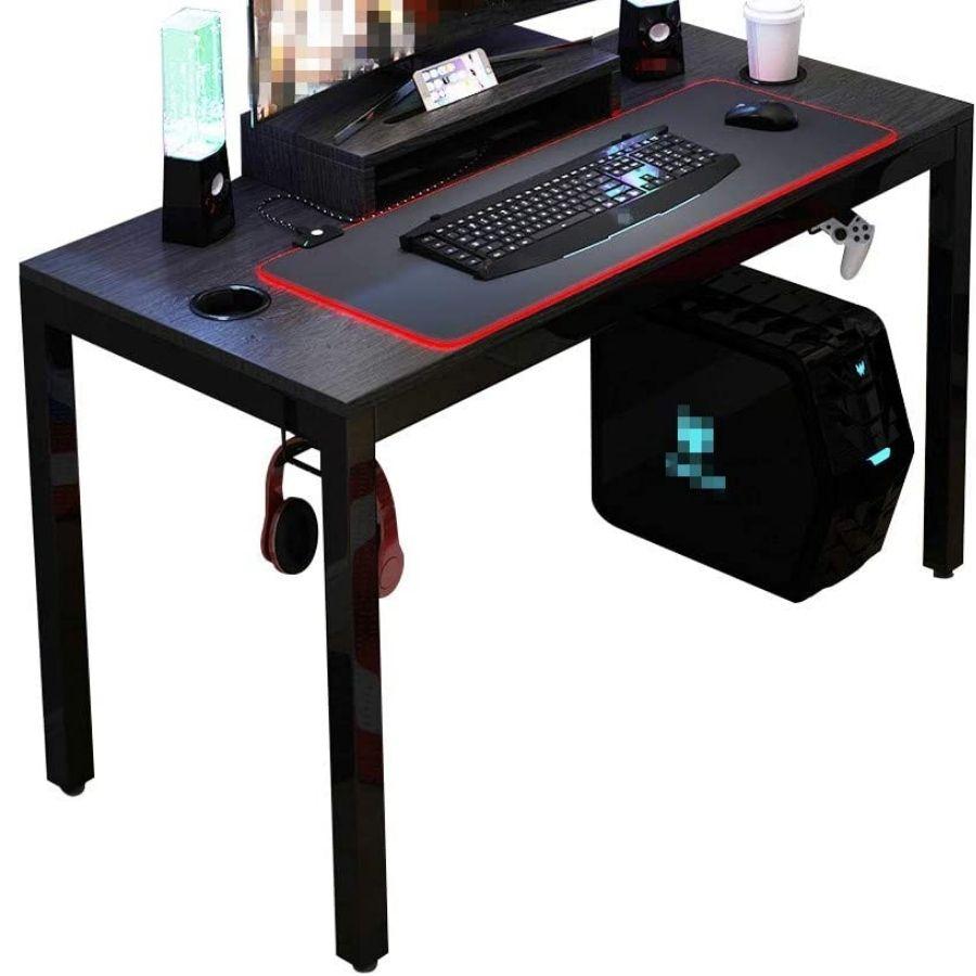 mesa escritorio negra juvenil