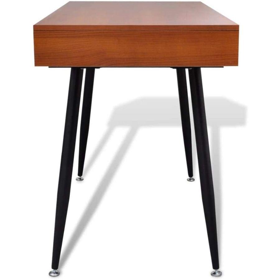 mesa oficina en casa minimalista