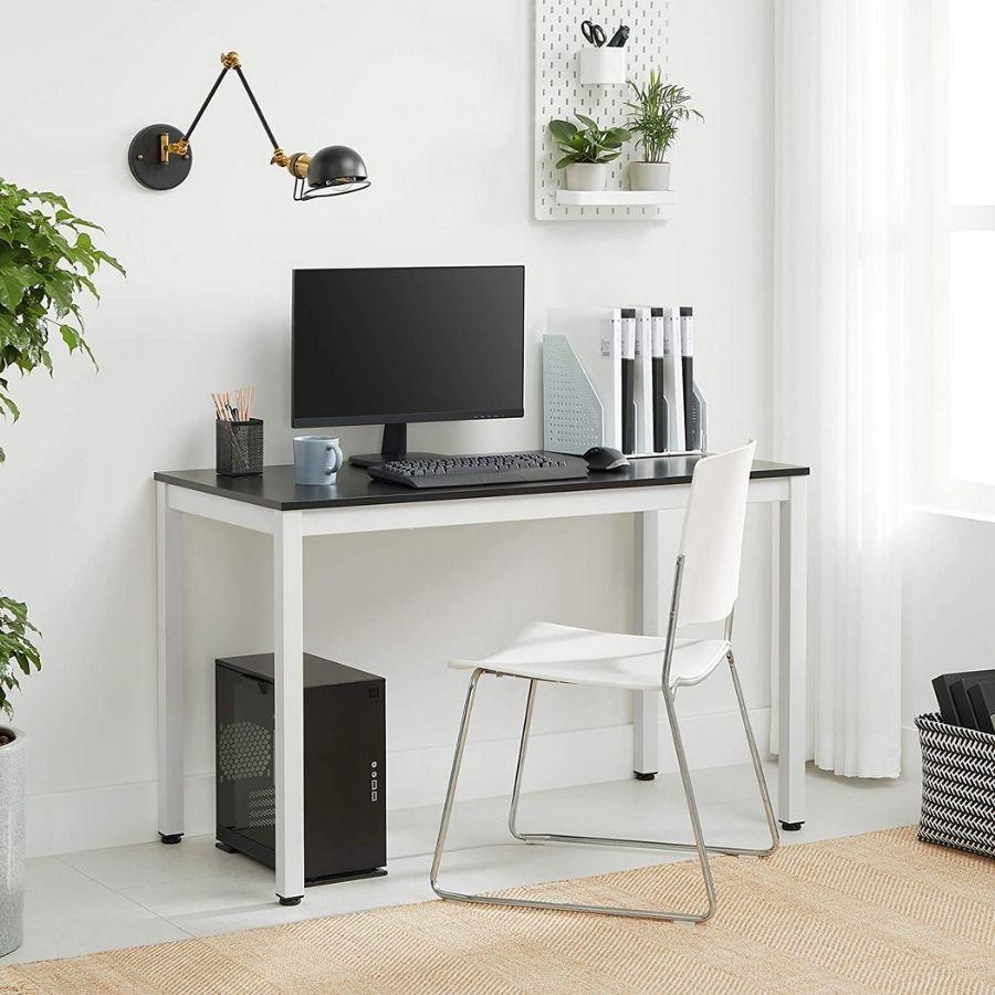 mesa ordenador negra barata