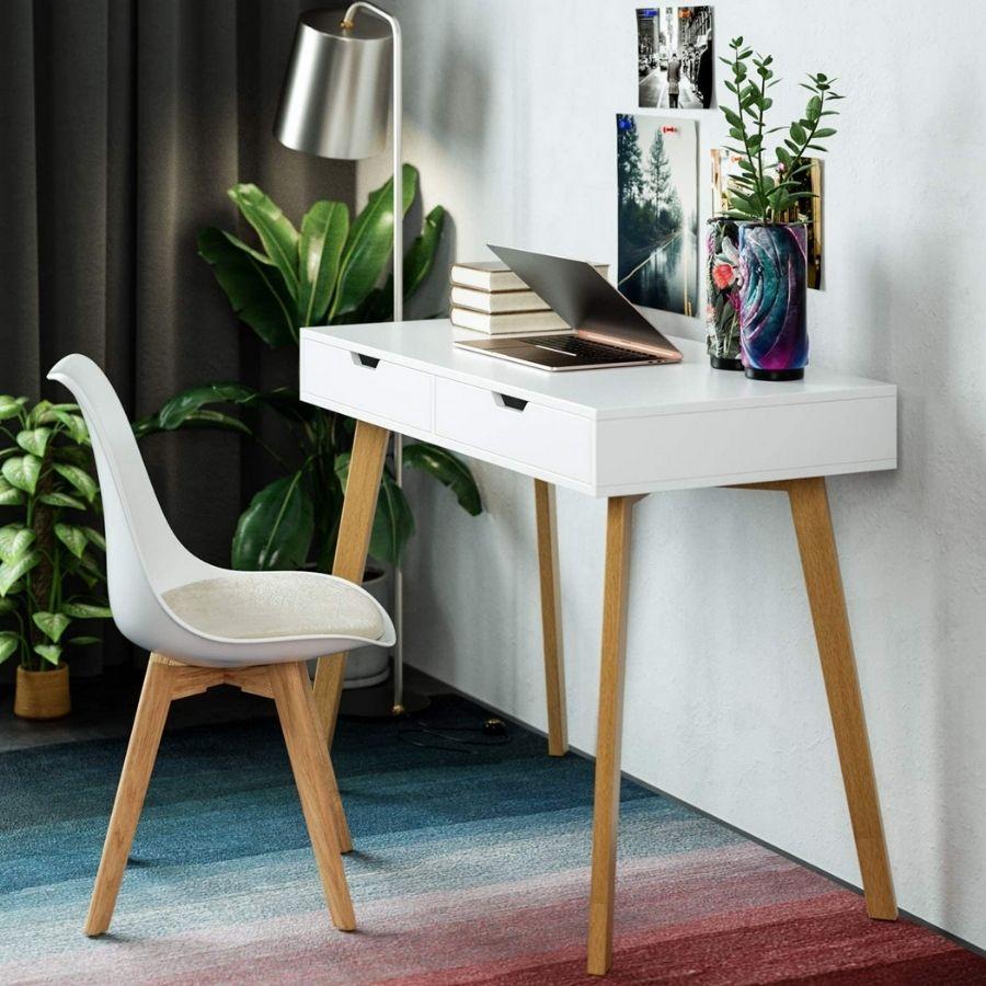 mesas escritorio minmalistas dormitorio
