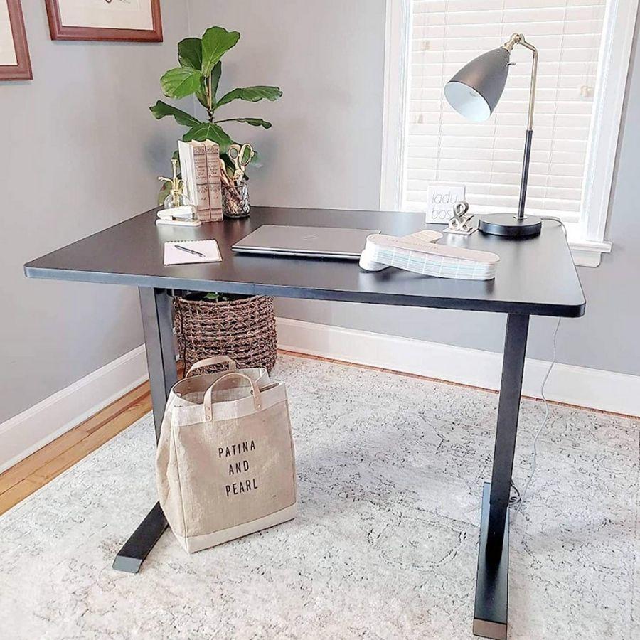 comprar online mesa escritorio elevable eléctrica FLEXISPOT EN1