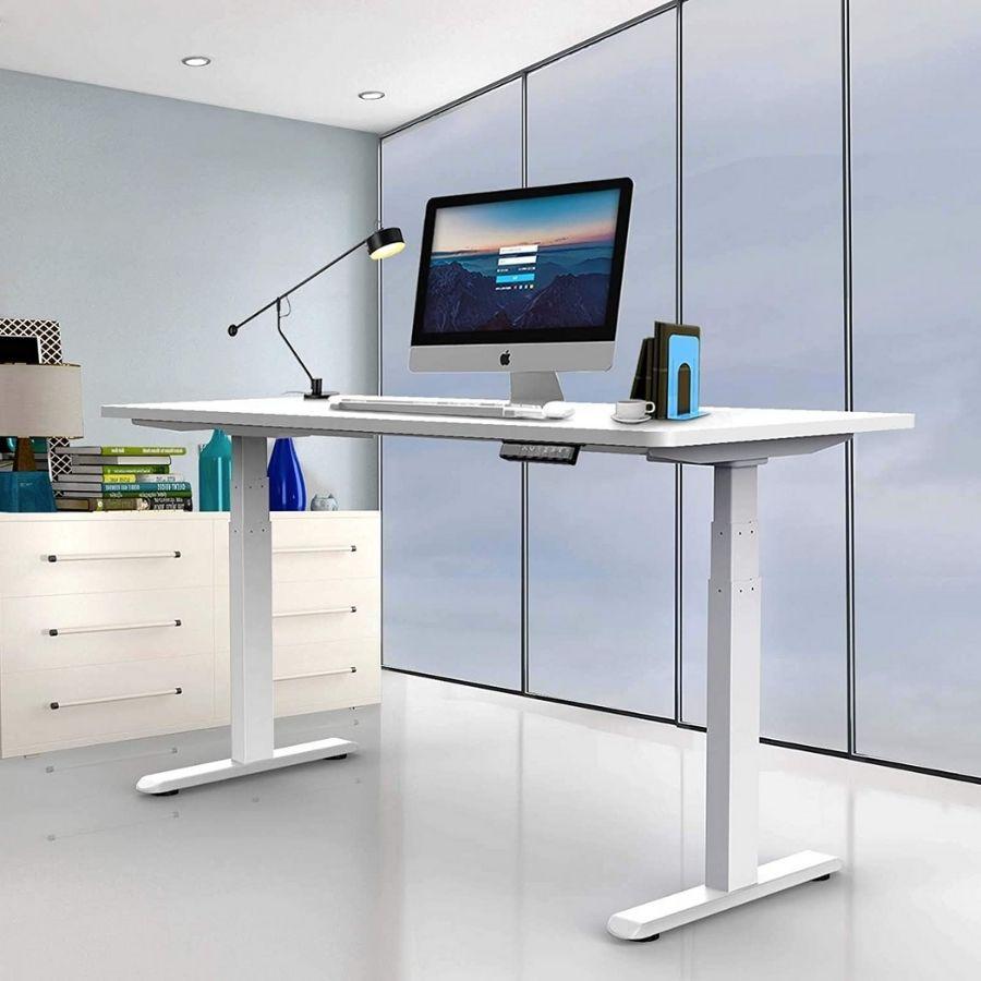 ofertas mesas escritorio elevables amazon